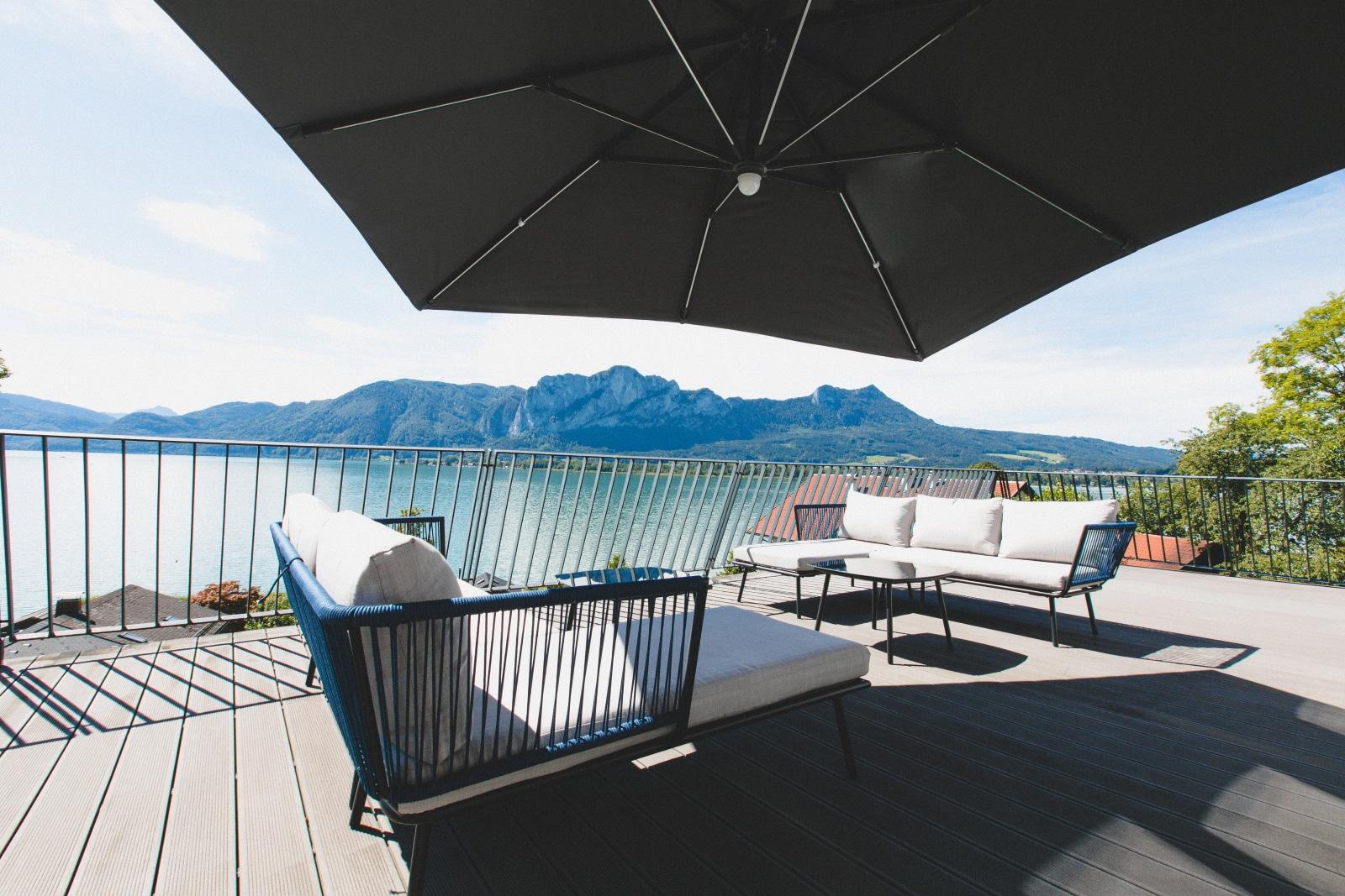 Villa Mondsee Ferienhaus mieten