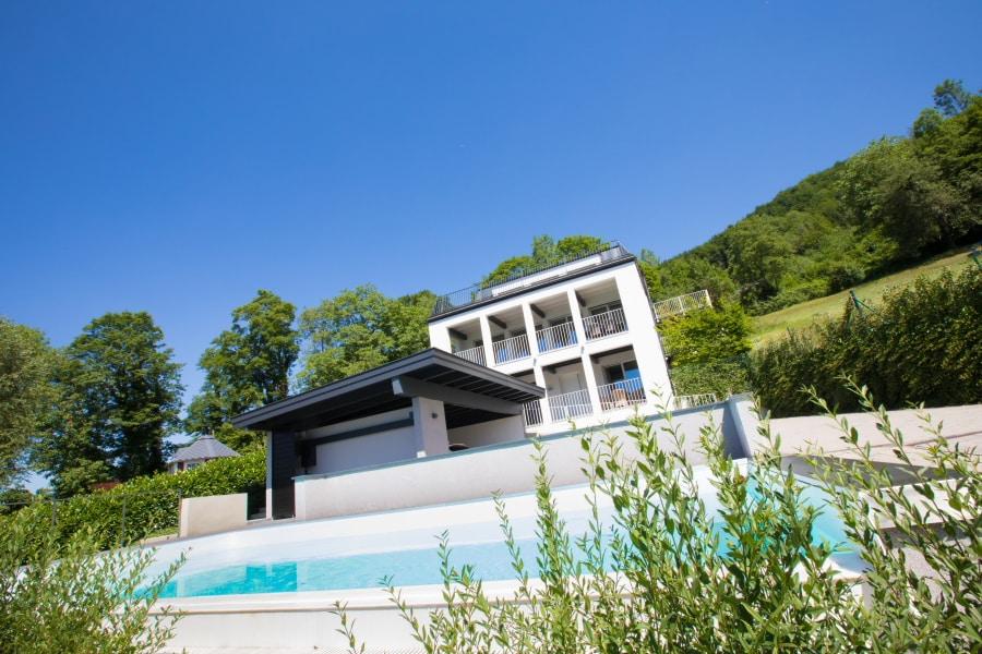 Villa Mondsee - exklusives Ferienhaus mieten